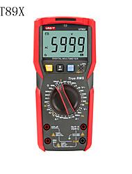 cheap -UNI-T UT89X Professional Digital Multimeter True RMS NCV 20A Current AC DC Voltmeter Capacitance Resistance Tester