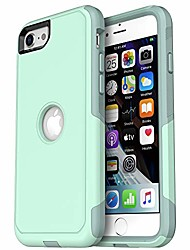 cheap -iphone se 2020 case, drop protection full body rugged heavy duty case, shockproof/drop/dust proof durable cover for iphone se (2nd gen) 2020 (aqua, iphone se 2020)