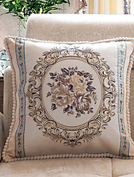 cheap -Crown Flower European Style Sofa Cushion Cover Upscale Luxurious Court Style Pillow Case Cover  Living Room Bedroom Sofa Pillow Case Cover