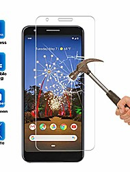 "cheap -1 pcs  compatible with 6.0"" google pixel 3a xl screen protector - anti-scratch hd tempered glass protective film for google pixel 3a xl"
