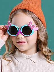 cheap -1pcs Kids Unisex Active / Sweet Cartoon Glasses Black / Blue / Purple