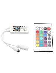 cheap -1pc Remote Controlled Infrared Sensor Strip Light Accessory Plastic RGB Controller