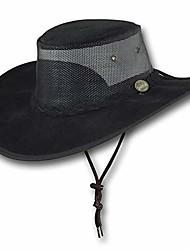 cheap -x-wide brim cattle suede cooler leather hat - item 2019 black