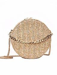 cheap -big price cut!! fashion women' bag tassel weave bag ladies shoulder bag straw bag casual handbag