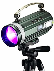 cheap -portable blu-ray fishing lights zoom night fishing lights, super bright strong light charging, pull bait lights night fishing lightstravel, b