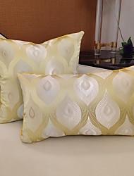 cheap -Phoenix Flower Jacquard Pillow Case Cover Living Room Bedroom Sofa Pillow Case Cover Modern Sample Room Cushion Cover