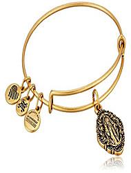 cheap -mother mary iii ewb rafaelian gold bangle bracelet