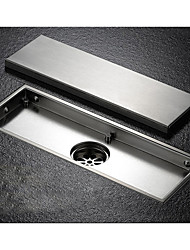 cheap -Drain New Design Contemporary / Modern Stainless Steel / Iron 1pc - Hotel bath Floor Mounted