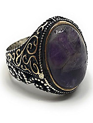 cheap -925k stamped sterling silver amethyst men's ring i1f (11)