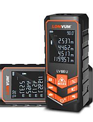 cheap -Laser rangefinder high precision infrared measuring instrument room meter laser ruler electronic ruler measuring instrument rule