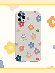 cheap -Case For Apple iPhone 12 / iPhone 12 Mini / iPhone 12 Pro Max Shockproof / with Stand / Pattern Back Cover Butterfly / Animal TPU