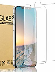 cheap -[2 pack]  compatible with iphone 12 pro max 5g (2020) tempered glass screen protector [hd clear] [9h hardness] [scratch protection] [3d touch] compatible with iphone 12 pro max (6.7 inch)