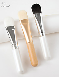 cheap -Professional Makeup Brushes 1 pc Cute Soft Adorable Lovely Comfy Wooden / Bamboo for Makeup Tools Foundation Brush Makeup Brush