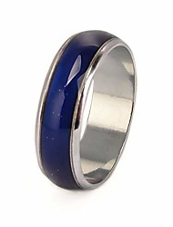 cheap -6mm color changing ring mood emotion temperature index copper color change ring for women men-size 8