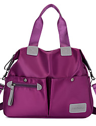 cheap -Women's Bags Top Handle Bag Hobo Bag Handbags Outdoor Black Blue Purple Red