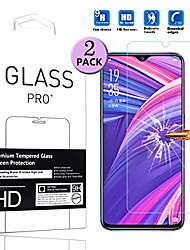 "cheap -compatible with oppo rx17 pro tempered glass screen protector - [1 pack] smartphone protective film for oppo rx17 pro/oppo r17 pro 6.4"" 2018"