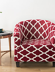 cheap -Club Chair Sofa cover Stretch Couch cover Spandex Removable Armchair Covers Slipcover Furniture Protector for Living Room Arm Chair Cover Geometric Couch Covers