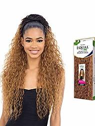 "cheap -free tress equal drawstring ponytail crush girl 30"" (ot30)"
