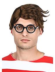 cheap -traveling man wig standard
