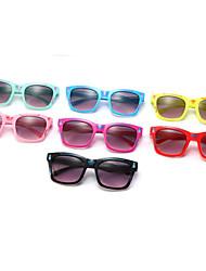 cheap -1pcs Kids Unisex Active / Sweet Cartoon Glasses Black / Blue / Purple