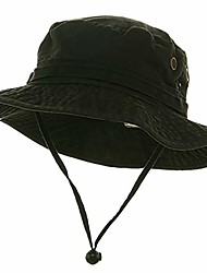 cheap -washed hunting hat-black w11s41d