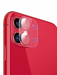 cheap -2PCS Camera Lens Protector Compatible with iPhone 12Pormax iPhone 11 Tempered Glass Camera Protector Case Friendly Back Lens Rear Camera Protective Film For iPhone 12 mini iPhone 11Pro max