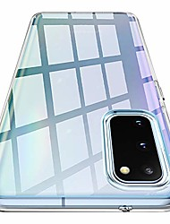 cheap -liquid crystal [2nd generation] designed for samsung galaxy s20 case (2020) - crystal clear