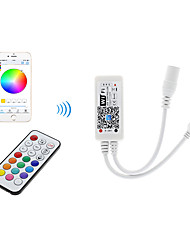 cheap -1pc Remote Controlled Strip Light Accessory RF Wireless Plastic RGB Controller