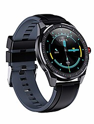 "cheap -smart watches for men women, 1.3"" smart watch for android phones and ios phones, fitness tracker watch with heart rate sleep monitor, pedometer,message notification, diy watch face"