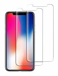 cheap -iphone x screen protector by , 2 pack 9h hardness 3d touch shockproof anti-scratch, tempered glass for iphone ten 5.8 in 2018