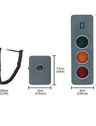 cheap -Car Parking Indicator Car garage parking Safe Distance Alarm Light Smart parking Led traffic light Assist Locator