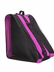 cheap -ice skate roller blading carry bag with shoulder strap for kids adults