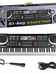 cheap -Electronic Keyboard Musical Instruments Music Plastics Boys' Girls' Kid's Graduation Gifts Toy Gift