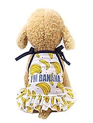 cheap -hot!!dog princess apparel clothes,pet bow tutu dress skirt costume (xs, yellow a)