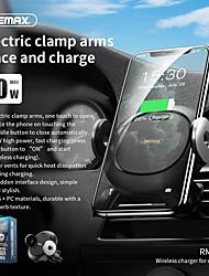 cheap -Remax 10W Car Wireless Charger outlet car bracket rear vent hole hidden interface