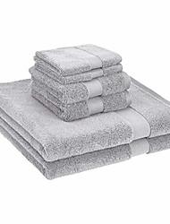 cheap -dual performance towel set - 6-piece set, warm stone