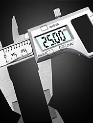 cheap -Solar digital caliper 0-150 dual power digital vernier caliper stainless steel electronic calipe