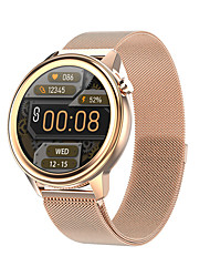 cheap -F81 Long Battery-life Water-resistant Smartwatch for Android/iPhone/Samusng Phones, Sports Tracker Support Heart Rate/Blood Pressure/Blood Oxygen Measure