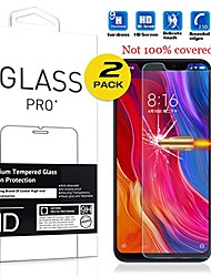 cheap -screen protector for xiaomi mi 8 (6.21-inch) smartphone tempered glass phone protective film