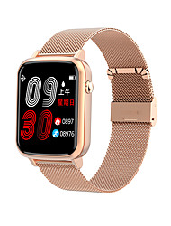 cheap -Fitness Tracker, Smart Watch with Heart Rate, Ip68 Waterproof Bluetooth Smartwatch for Android iOS Phone, Sleep Tracking Calorie Counter, Pedometer for Women Men