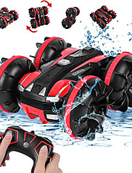 cheap -RC Car 2.4G Buggy (Off-road) / Monster Truck Titanfoot / Stunt Car 1:20 Waterproof / Rechargeable / 360° Rotation