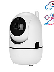 cheap -INQMEGA HD 1MP/720P Cloud Wireless IP Camera Intelligent Auto Tracking Of Human Home Security Surveillance CCTV Network Wifi Camera