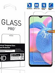 cheap -suitable for samsung galaxy a10e screen protector tempered glass [1 pc] high definition anti-scratch easy installation phone protective film for samsung galaxy a10e -1pcs