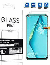 "cheap -[2 pc]  suitable for huawei p40 lite screen protector tempered glass film high definition anti-scratch cellphone protective film for huawei p40 lite 2020 6.4"" -2pcs"