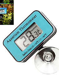cheap -Waterproof Digital LCD Fish Tank Thermometer Underwater Temperature With Suction Cup Water Temperature Meter