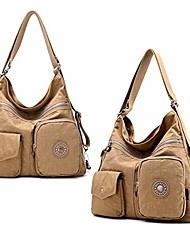 cheap -women's shoulder bags casual handbag travel bag messenger cross body nylon bags purple