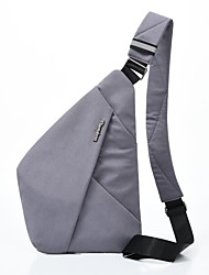 cheap -Unisex Bags Sling Shoulder Bag Daily Black Gray
