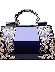 cheap -women embroidery handbags top-handle bags tote satchel shoulder bags