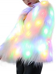 cheap -LED Clothes LED Night Light Atmosphere Lamp Stage Disco Mode Switching AA Batteries Powered 1 set