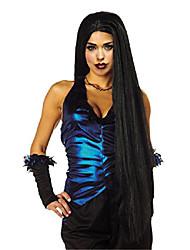 cheap -wig 36 inch long black